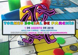 Social 2018 de Parchís @ Sede deportiva (Tronqueria)