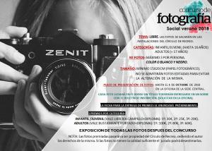 Concurso de Fotografía 2018