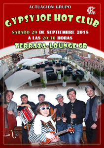 Actuación Terraza-Loungue CR @ Sede Central