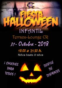 Fiesta Halloween Infantil 2018 @ Sede Central