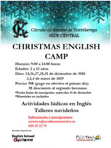 Campus Bilingüe Navidad @ Sede Central