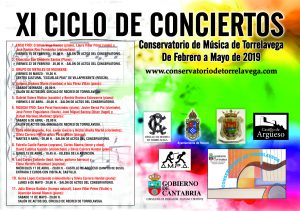 Conciertos Conservatorio Torrelavega @ Sede Central