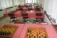 Escuela de ajedrez, vista general