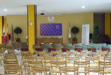 Sala de eventos en el 150 aniversario