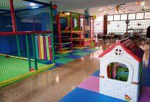 Zona de juegos infantil imagen general