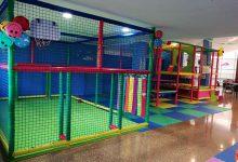 Zona de juegos infantil varios