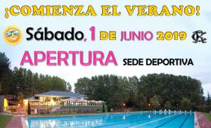 ¡Comienza el Verano! @ Sede Deportiva
