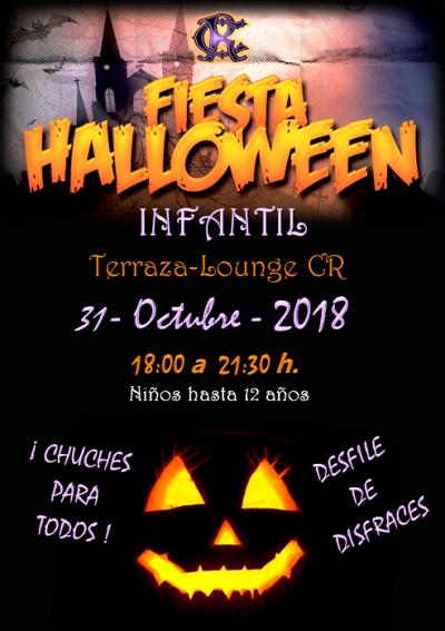 FIESTA HALLOWEEN 31-10-2018